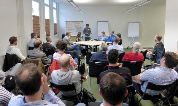 """Bericht Vom Infoabend """"Effiziente Team-Entscheidungen Statt Endlos-Diskussionen"""""""