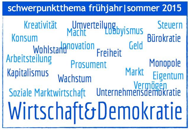 Das Demokratische Unternehmen – Schöne Neue Arbeitswelt?