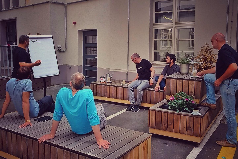 Peerlearning Bei Und Mit Den FreiKopflern